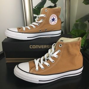 Converse Chuck Taylors in Camel